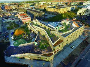 école South Harbour, Copenhague ( crédit: JJW architects)